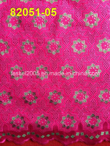 Korea Quality New Design Voile Lace pictures & photos