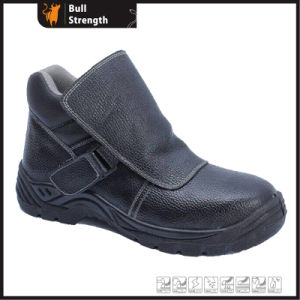 Welding Leather Safety Boots with S1p Standard (Sn5375) pictures & photos