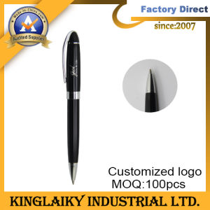 Superior Promotion Metal Ball Pen with Gift Box (K008) pictures & photos