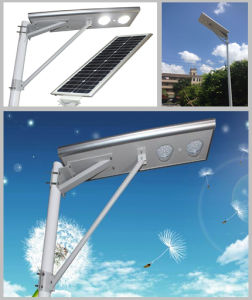 30W Manufacturer All in One Solar Light pictures & photos