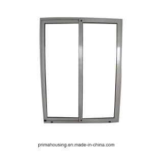 Aluminium Glass Sliding Doors with Grills, Aluminium Sliders with Grill pictures & photos