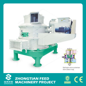 Pulverizer Corn Hammer Mill Machine, Feed Hammer Mill Shredder Swfl Series pictures & photos