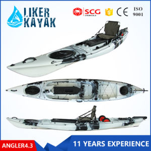 Hot Selling No Inflatable Fishing Kayak pictures & photos
