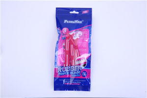 Hot Selling Fashion Lady Triple Blade Razor pictures & photos