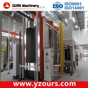 High Quality Low Price Power Coating Plant pictures & photos