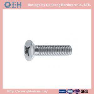 Countersunk Raised Head Screws with Cross Recess DIN966 M1.6-M10 pictures & photos