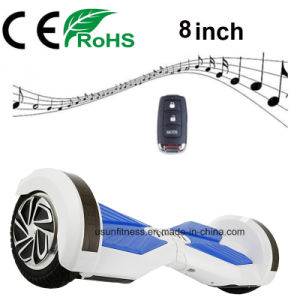 8inch Portable Smart Magic Two Wheel Mini Self Balance Scooter pictures & photos