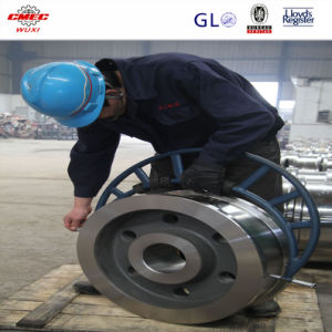 Steel Fabrication Casting Steel Pulley Wheel/Sheave Assembly pictures & photos