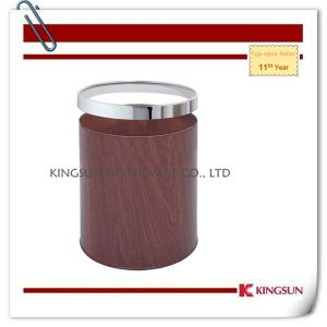 Round Room Dustbin Without Top Db-733 pictures & photos