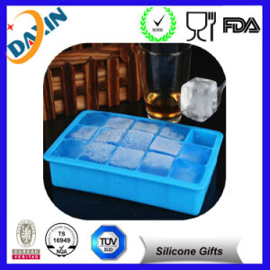 Food Grade Square Silicone Ice Maker pictures & photos