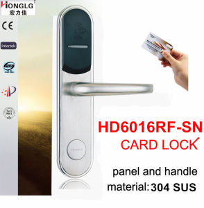 2015 New Products Hotel Door Lock System pictures & photos