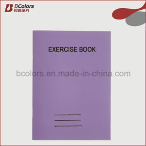 Colorful Exercise Book A4 80pages 5mm Squared 75g pictures & photos