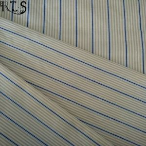 Cotton Poplin Woven Yarn Dyed Fabric for Garments Shirts/Dress Rls40-2po pictures & photos