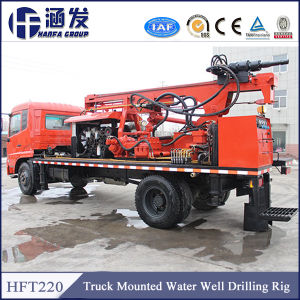 China high performance model hft220 truck mounted water well high performance model hft220 truck mounted water well drilling equipment for sales sciox Choice Image