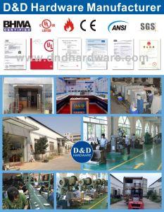 Safe Brass Bathroom Cylinder Lock for Europe (DDML007) pictures & photos