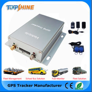 GPS Tracking Cars with Remote Engine Cut/Fuel Level Sensor/Temperature Sensor/Microphone/Speaker Vt310n pictures & photos