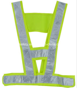 High Quality Custom Reflective Road Construction Safety Vest pictures & photos