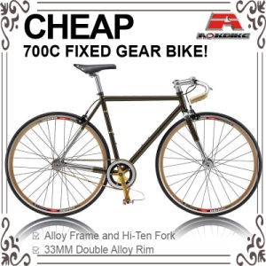 Cheap Hi-Ten 700c Road Bicycle with Front and Rear Caliper (ADS-7083S) pictures & photos