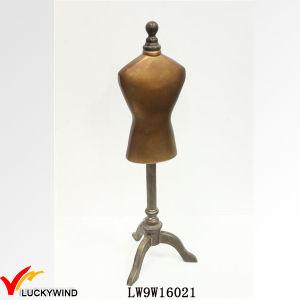 Unique Metal Stand Dress Body Form Vintage Style Mannequins pictures & photos