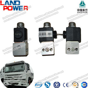 Solenoid Valve/Wg9100710004/China Truck Parts