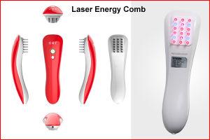 Professional Laser Massage Comb Hnc Manufacturer Laser Energy Comb pictures & photos
