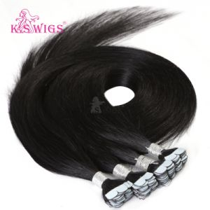 Virgin Human Remy Mini Tape in Hair Extension pictures & photos