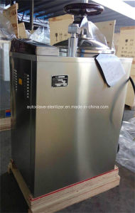 Bluestone Surgical Autoclave Sterilizer Verical Steam Sterilizer pictures & photos