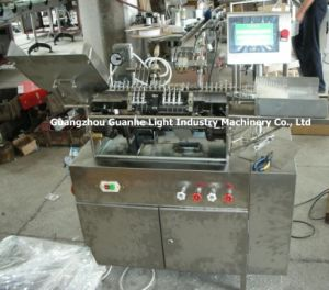 Automatic 4-Nozzle Ampule Filling Sealing Machine with Peristaltic-Pump Filling pictures & photos
