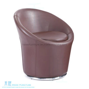 Modern Style Leisure Swivel Chair for Hotel Lobby (7110C)