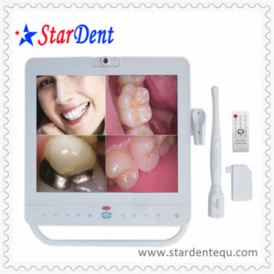 Dental Equipment Wireless15 Inch LCD Monitor Dental Camera Intra Oral Camera with Holder pictures & photos