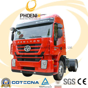 390HP 4X2 Hongyan for Iveco Trator Truck with C100 Cabin pictures & photos