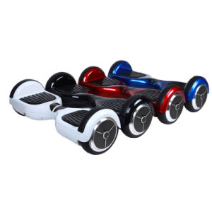 2015 Intelligent Self Balancing Scooter Two Wheels Electric Scooter Sensor Control Vehicle 2 Wheel Electric Standing Scooter pictures & photos