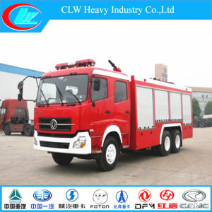 Tianlong 6X4 40L/S Water Fire Engine Truck (CLW1253) pictures & photos