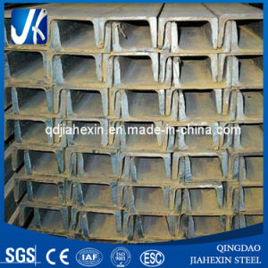 GB and JIS Standard Hot Rolled Galvanized Steel C Channel pictures & photos