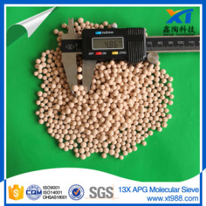 Stock! 13X APG Molecular Sieve for H2O&CO2 Removal pictures & photos