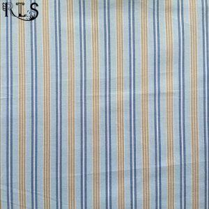 100% Cotton Poplin Yarn Dyed Fabric Rlsc50-6