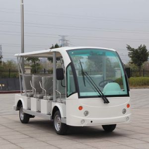 11 Seats Electric Tourist Car Dn-11 with Ce Certificate From China pictures & photos