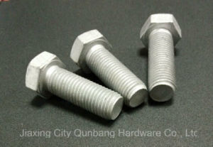 Hex Bolts (M5-M56 Cl. 4.8/6.8/8.8/10.9 ISO4017) pictures & photos