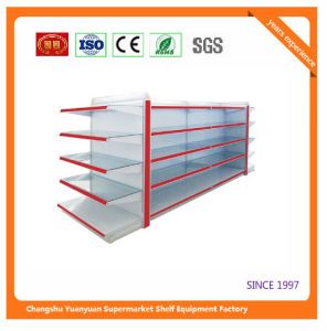 Colombia Metal Supermarket Shelf Store Retail Fixture 07286 pictures & photos