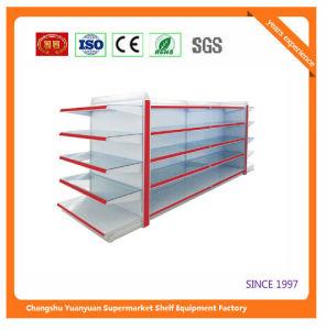 Colombia Metal Supermarket Shelf Store Retail Fixture 07286 pictures & photos