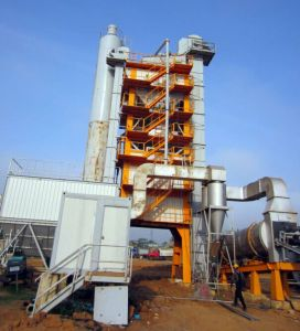 Lb1500 Asphalt Mixing Plant pictures & photos