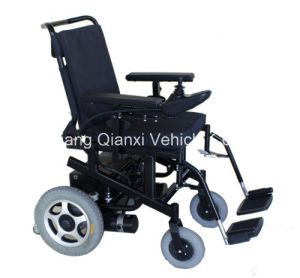 E-Wheelchair for The Elderly and Disably People Transportion with Ce Certification (XFG-107FL) pictures & photos