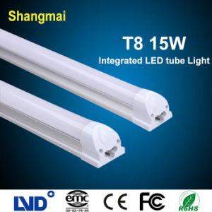 Integrated 3ft/900mm 15W T8 LED Tube Light