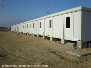 High-Qualified Luxury Foldable Prefab Poutry House pictures & photos