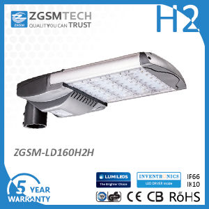Nice Design 160W LED Drive Way Pole Light for City Lighting pictures & photos
