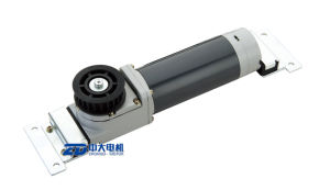 brush door motor, low noise and small volume pictures & photos