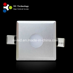 DC24V 3W 75*75mm LED Cabinet Down Light