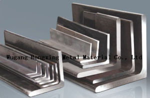 Iron Angle Steel Hot Rolled Steel Angle St37equal Angle Steel pictures & photos
