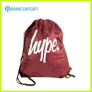 Custom Brand Promotion Sport Drawstring Backpack pictures & photos