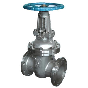 Forged Steel Sw Connection Gate Valve pictures & photos